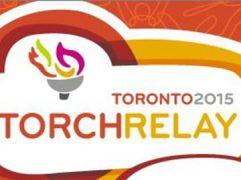 pan am torch logo